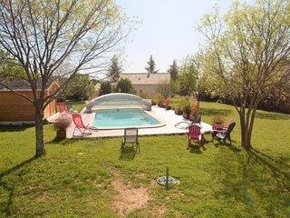 Villa piscine chauffée 6 personnes du dimanche au dimanche