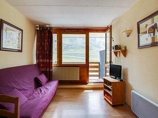 Studio 4 personnes, résidence Mongie Tourmalet