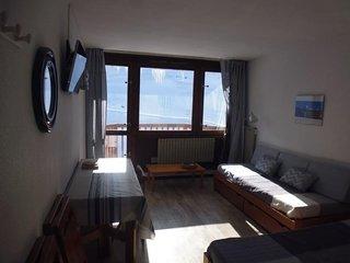 Appartement deux pièces 6 personnes résidence Mongie Tourmalet