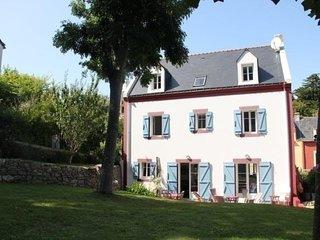 Maison bourgeoise plein centre du bourg de Sauzon