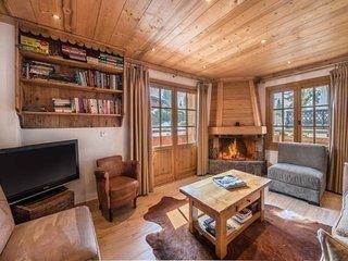 Location Chalet 4 Chambres MEGEVE PROCHE CENTRE VILLAGE