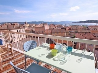 Appartement T3 - 4/5 personnes - Vue mer - Climatisation - WiFi - Centre ville