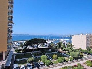 Appartement T3 -  4/6 personnes - Vue mer - Wifi - Centre ville - Sainte Maxime