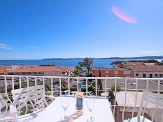 Studio 3 personnes - Vue mer - Proche plage et centre-ville - Sainte Maxime