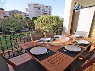 Appartement T3 - 6 personnes - Piscine residence - Climatisation - WiFi