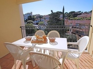 Appartement T4 - 6 personnes - Climatisation - WiFi - Piscine residence