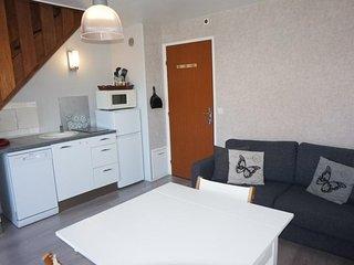 Appartement 4 pers dans residence avec acces plage