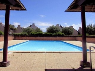 Erdeven - appartement 2 pieces - 28 m2 - piscine