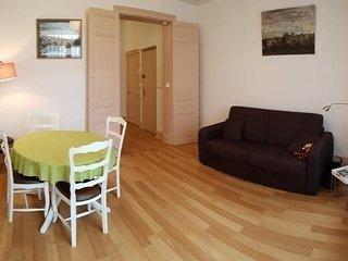 Appartement Villa Helyett