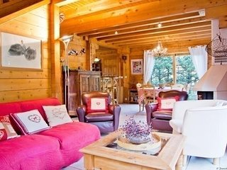 LES HOUCHES - 7 pers, 110 m2, 3/3