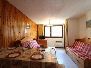 AR0021 appartement dans le village de Lanlebourg a 300m des pistes