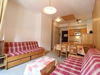 AR0001 appartement dans le village de Lanlebourg a 300m des pistes