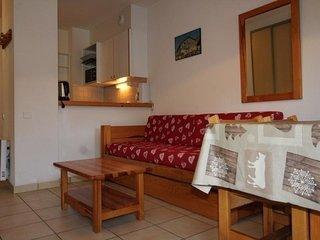 PMB020 Appartement 4 pers - Residence au pied des pistes avec belle vue sur le