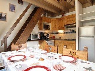 SPO012M Appartement spacieux pour 6 personnes avec vue sur le village