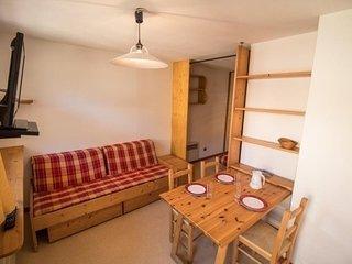 CA0021 Appartement dans le village de Lanslebourg a 300m des pistes