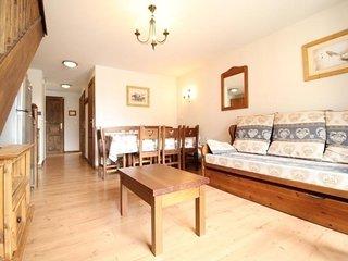 SPO015 Duplex avec 3 chambres pour 8 personnes et belle vue sur le village