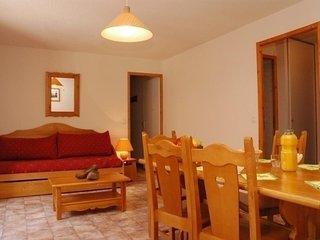 ESS013 - Appartement pour 6 personnes au centre du village et proche des pistes