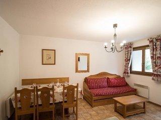 BONA62 - Appartement 6 personnes spacieux au pied des pistes