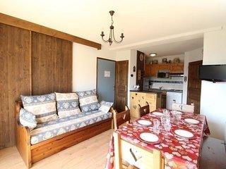 SPO006 Appartement pour 6 personnes avec très belle vue montagne
