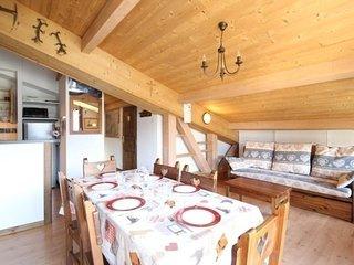 SPO017M Appartement spacieux pour 6 personnes avec tres belle vue montagne