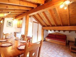 ESS029 - Appartement pour 6 personnes au centre du village et proche des pistes