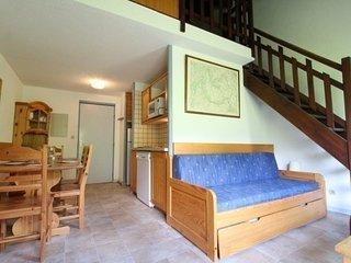 HVC218 : Appartement 6 personnes Val Cenis Lanslevillard