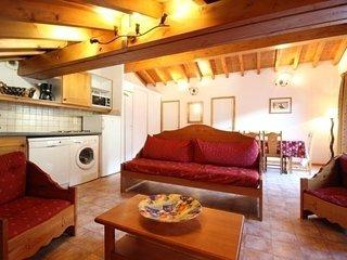 ESS028 - Appartement pour 7 personnes au centre du village et proche des pistes