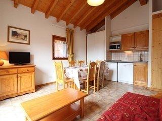 ESS009 - Appartement pour 6 personnes au centre du village et proche des pistes