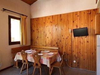 AR0022 appartement dans le village de Lanlebourg a 300m des pistes