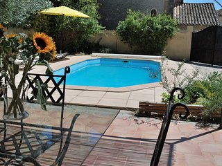Maison piscine privée