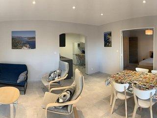 Appartement 6 couchages a 100m de la mer a Six Fours Les Plages