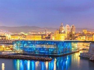 Super appartement Euro-mediterraneenne Marseille