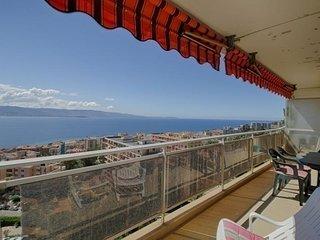 AJACCIO - Bel appartement face a la mer en centre- F3- AIGLON 2