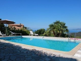 PORTICCIO - Très jolie villa avec piscine V-ALZONE 80