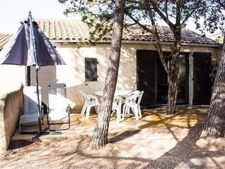 PORTO VECCHIO - Santa Giulia - Mini villa OLIVESE a 150 m de la plage HP28
