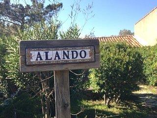 PORTO VECCHIO - Santa Giulia - Mini villa ALANDO a 50 m de la plage HP11