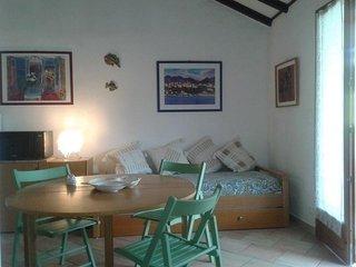 PORTO VECCHIO - Santa Giulia - Mini villa CASTELLO à 250 m de la plage HP81