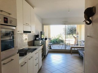 Appartement proche centre ville- Ile Rousse - F2 Eucalyptus