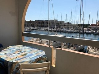 Type 2 4 couchages PORT LEUCATE