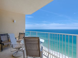 Gulf front condo recently updated and sanitized ready for Summer vacation!!