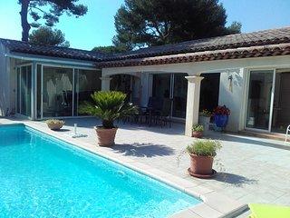 Villa Le Brusc au calme