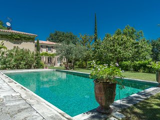 Location Villa de caractere Luberon proche Aix en Provence - Mirabeau