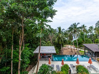 Padel Phangan suite with seaview 3
