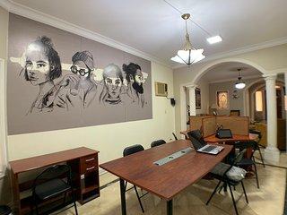 Cesar's House Teletrabajo, Remote Work, Coworking