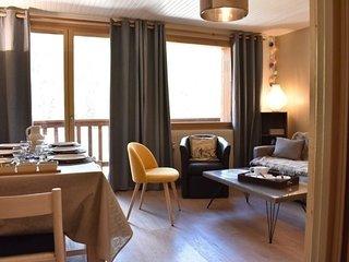 Appartement 3 pieces / mezzanine  / alcove  6/8 personnes MERIBEL