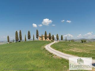 I Cipressini Tuscany Private luxury villa, pool spa Pienza Siena Italy