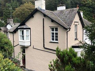 Luxury Garden Cottage Grasmere