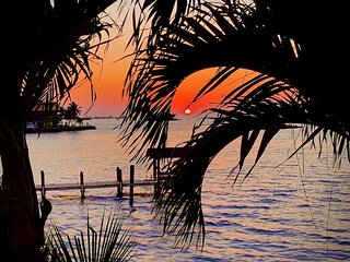 Sunset Bay 5bed/3bath pool Open Water Views of the Gulf of Mexico