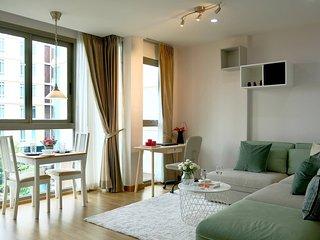 Ban Mai Langmo Holiday Home Sleeps 3 with Pool Air Con and WiFi - 5824553