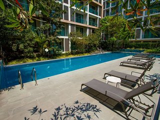 Ban Mai Langmo Holiday Home Sleeps 2 with Pool Air Con and WiFi - 5824548